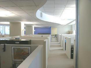 Office Interior construction